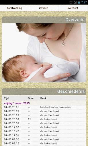 borstvoeding en vruchtbaarheid
