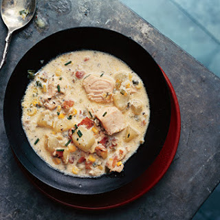 Salmon Red Chowder Recipes