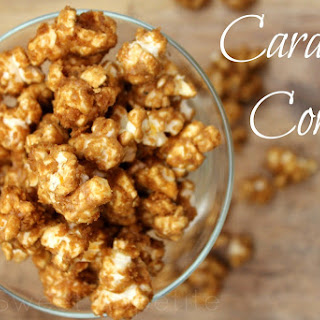 Microwave Caramel Corn Without Corn Syrup Recipes