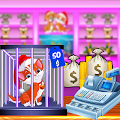 Game Pet Shopping Mall Cashier APK for Windows Phone