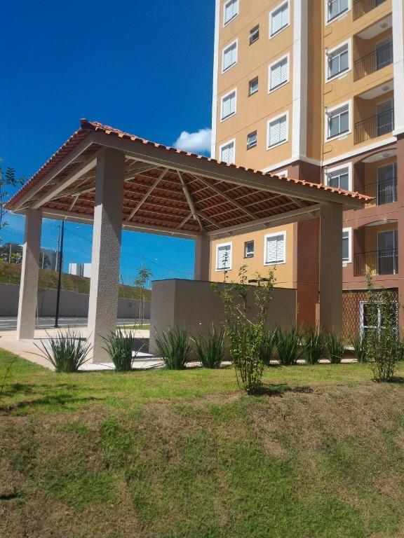 [Apartamento residencial para locação, Vila Nambi, Jundiaí.]