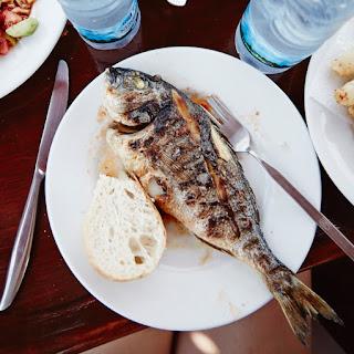Grilled Sea Bream Recipes