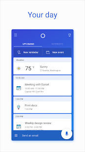 Microsoft Cortana for Android v1.8.5.1139-enus-release Apk