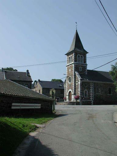 photo de Saint Antoine de Padoue (église de Solwaster)