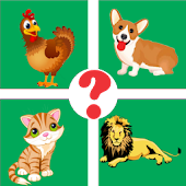 Download Kids Game Guess The Picture APK on PC