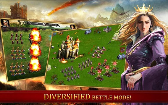 Age Of Kingdom : Empire Clash APK screenshot thumbnail 8