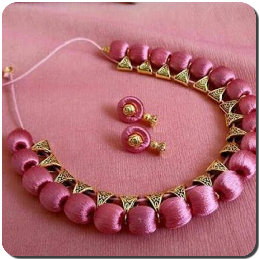 Indian Silk Thread Jewelry (app)