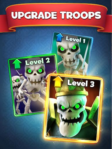 Castle Crush: Clash in Free Strategy Card Games screenshot 16