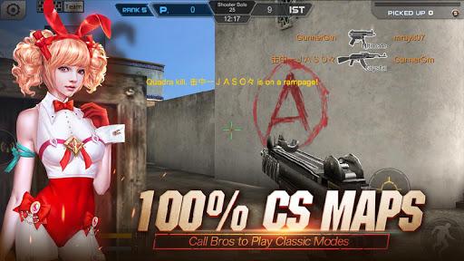 Crisis Action: NO CA NO FPS screenshot 2