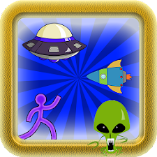 Stickman in Space!