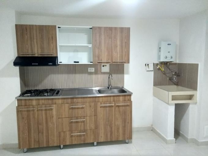 apartamento en arriendo santa maria 594-21561