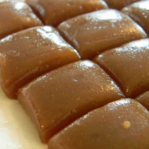 Microwave Caramels