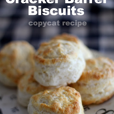 Cracker Barrel Biscuits