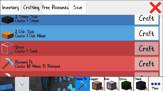 Game Cubed Craft: Survival APK for Windows Phone