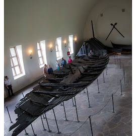 Viking Ship Museum by Mona Martinsen - Buildings & Architecture Public & Historical