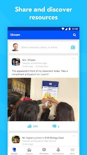 Free Download Edmodo APK for Samsung