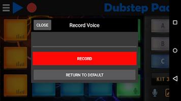 Screenshot of Dubstep Pads
