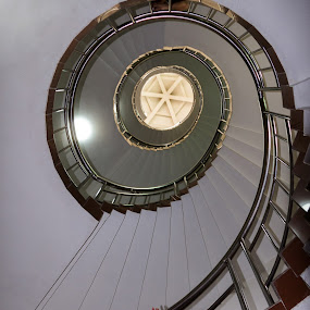 Spiral Stairs by Lye Danny - Buildings & Architecture Architectural Detail