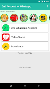 Free 2nd Account for Whatsapp APK for Windows 8