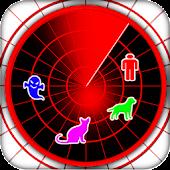Radar : universal detector