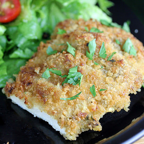Panko Crusted Chicken