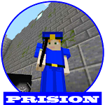Prison crime getaway– MCPE map For PC / Windows / MAC