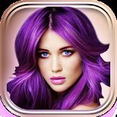 App Hair Color Changer Photo Cam apk for kindle fire