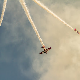 Spread out by Gary Duncan - Transportation Airplanes ( flight, airplanes, airshow )