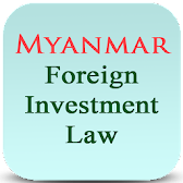 Myanmar Foreign Investment Law APK icon