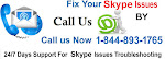 having problems with skype? call +1-844-893-1765
