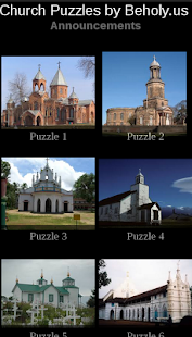 Church Puzzles by Beholy.us - screenshot