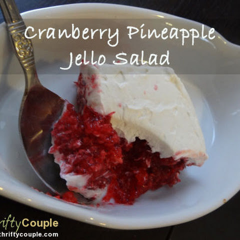 Cranberry Pineapple Salad