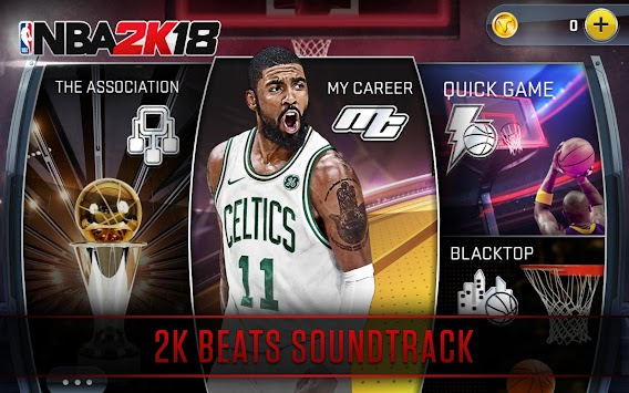 NBA 2K18 apk screenshot