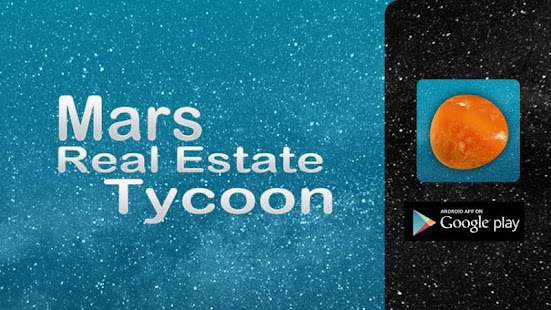Mars Real Estate Tycoon - screenshot