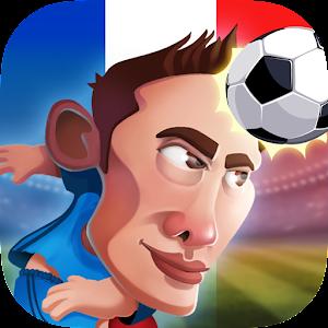 Cover art EURO 2016 Head Soccer