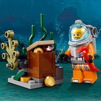 Набор для начинающих «Исследование морских глубин»