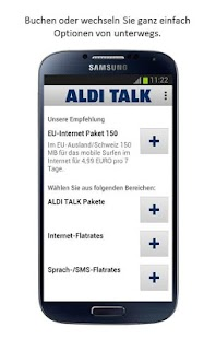 Free Download ALDI TALK APK for Samsung