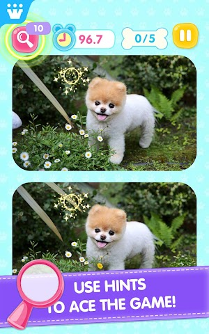 android Boo & Friends Spot Differences Screenshot 4
