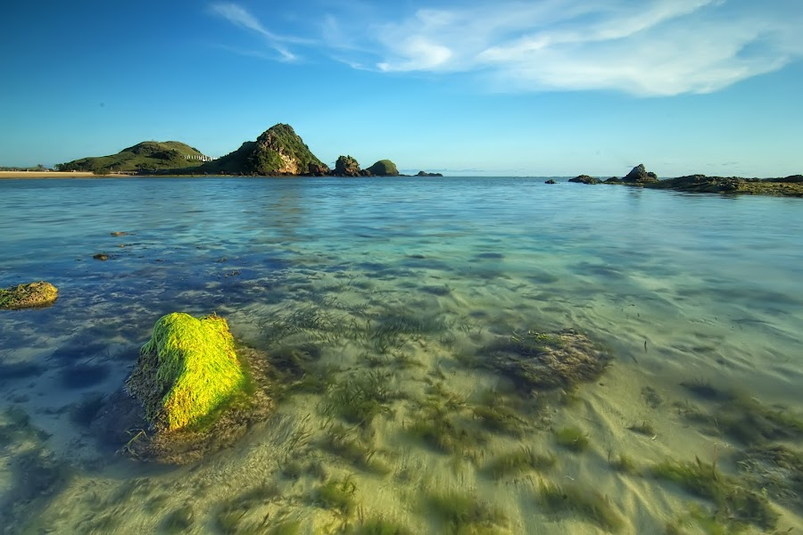 Seger Beach by Eep Ependi - Landscapes Waterscapes ( kuta, seascapes, lombok, beach, landscapes )