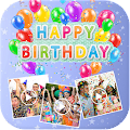 Birthday Photo Video Maker APK for Bluestacks