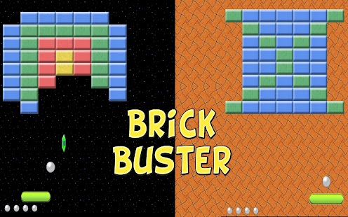 Brick Buster Free - screenshot