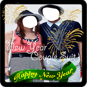 Download New Year 2018 Couple Photo Suit For PC Windows and Mac