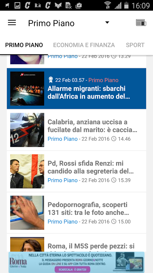 Il Messaggero Screenshot 4