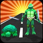 Multi Ninja Hero Vs Evil Turtle Villain For PC / Windows / MAC