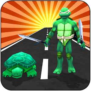 Multi Ninja Hero Vs Evil Turtle Villain Online PC (Windows / MAC)