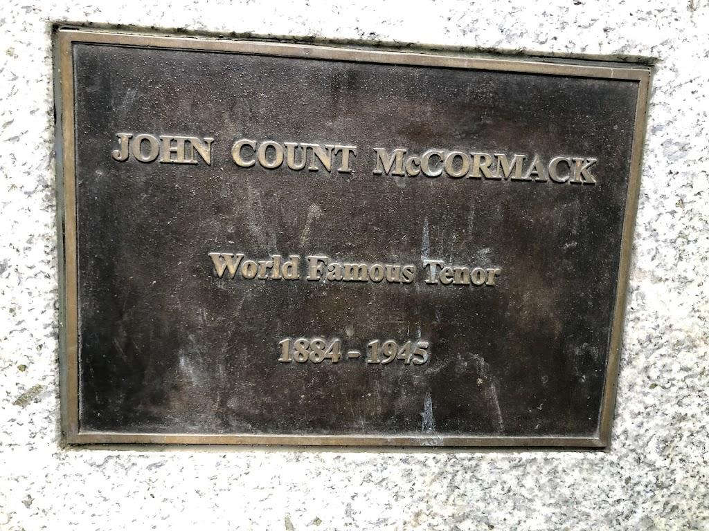 JOHN COUNT MCCORMACK World Famous Tenor 1884-1945