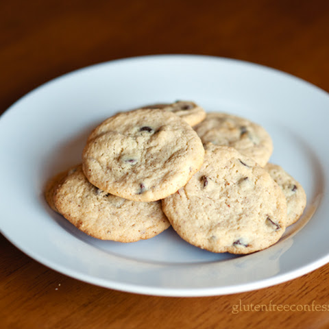 Simple Gluten Free Chocolate Chip Cookies