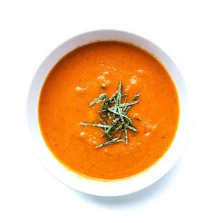 Smoked Tomato Soup Leek Recipes