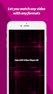 Tube MP4 Video Player HD - screenshot