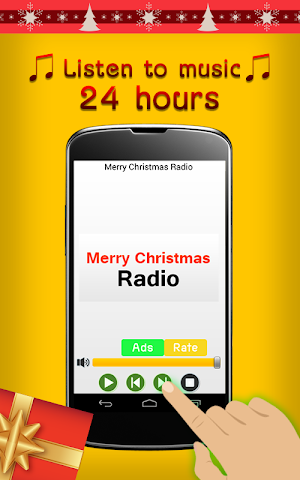 android Christmas Song Screenshot 1